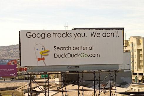 Анонимный поисковик DuckDuckGo заблокирован в Китае