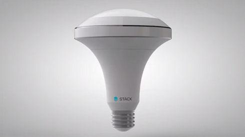 Alba — лампа с «блестящим» умом