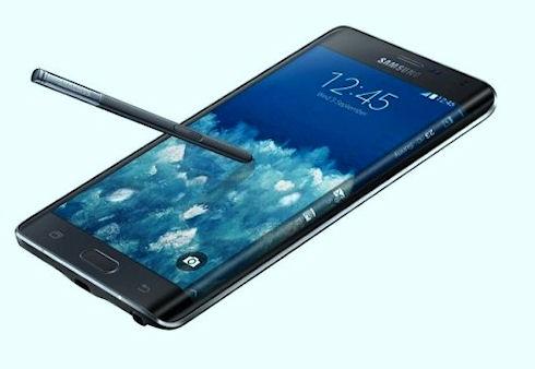 Samsung выпустит Galaxy Note Edge ограниченным тиражом
