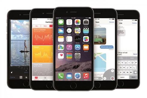Apple отключила возможность даунгрейда с iOS 8