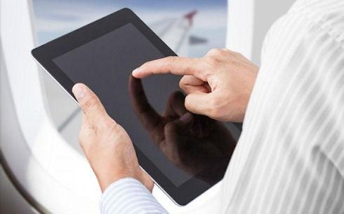 EASA отменила запрет на использование электроники во время полетов