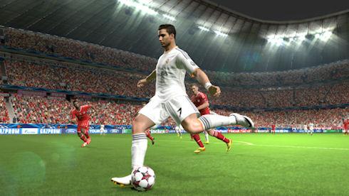 Xbox One оставит поклонников Pro Evolution Soccer без разрешения FullHD