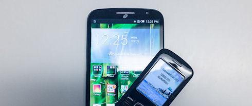 Alcatel OneTouch Pop Mega – фаблет с мобильником в комплекте