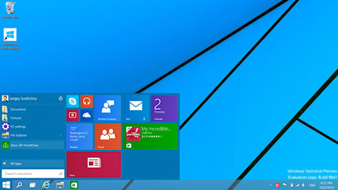Windows 10 – поддержка нескольких рабочих столов и мобильных гаджетов