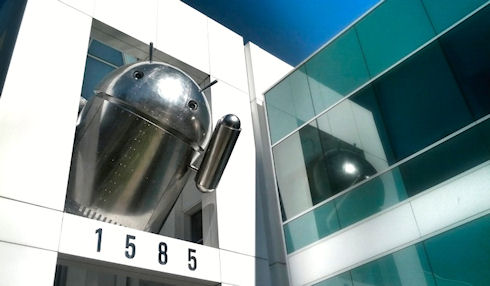 Google закрыла проект Android Silver