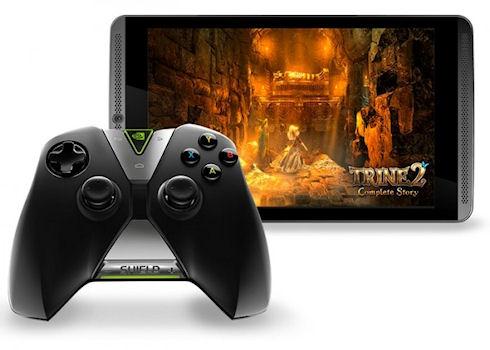 Новая модификация планшета Nvidia Shield получила поддержку LTE