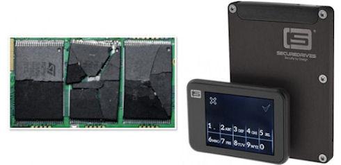 SecureDrives SSD Autothysis – диски с возможностью самоуничтожения информации