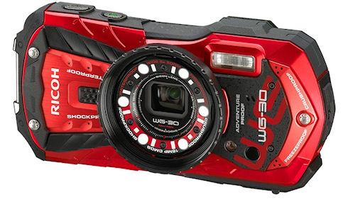 Анонс всепогодных компактных камер от Ricoh