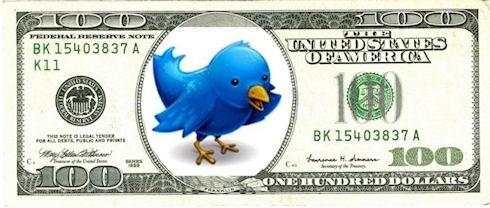 В Twitter реализовали возможность перевода денег твитами