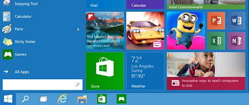 Windows 10 тестируют более 1 млн пользователей