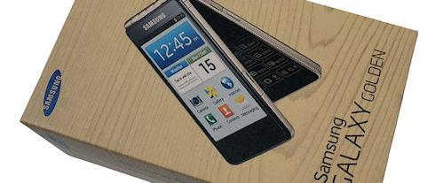 Кое-что о спецификации Samsung Galaxy Golden 2