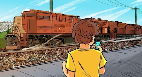 Воображаемым другом мальчика-аутиста стала Siri от Apple