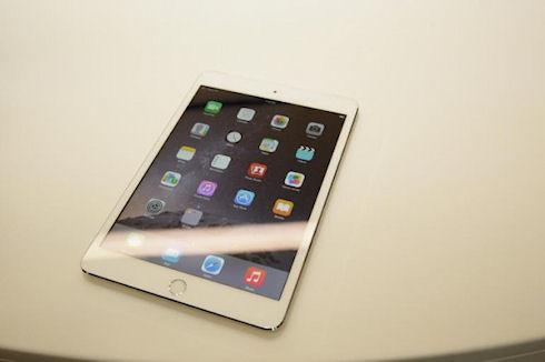 Кое-что об отличиях iPad mini 2 от iPad Mini 3
