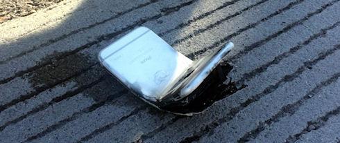 Американец стал жертвой воспламенившегося iPhone 6