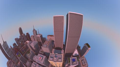 Для создания игрового мегаполиса необходимо 2 года
