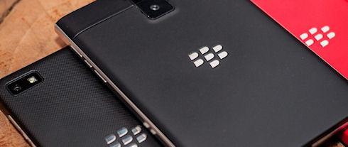 Lenovo купит BlackBerry?