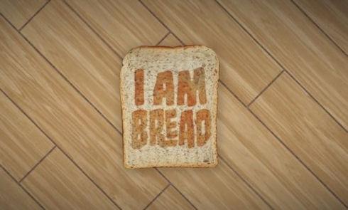 Новая игра I Am Bread — почувствуй себя кусочком хлеба