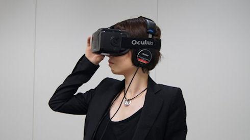 Шлем Oculus Rift способен отправить человека на Луну