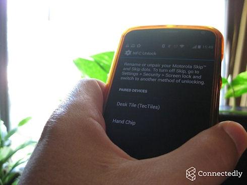 Ради безопасности смартфона американец имплантировал в руку чип NFC