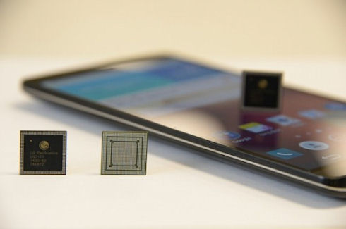 Мощные новинки от LG — чип NUCLUN и смартфон G3 Screen