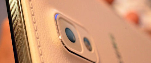 Samsung Galaxy Note 3 с гибким дисплеем