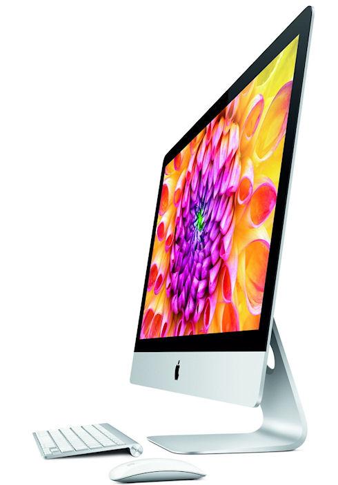 Apple представила обновленные компьютеры iMac