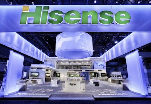 Кондиционер Hisense с подключением к Интернет