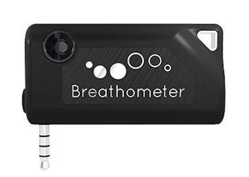 Breathometer – ваш карманный алкотестер