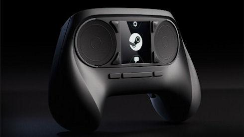 Steam Controller – удобный сенсорный контроллер от Valve