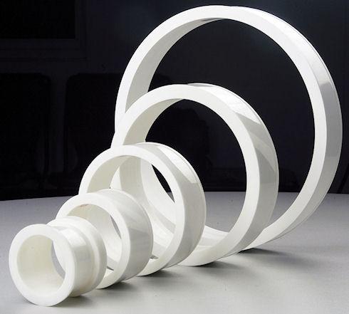 Ученые создали гибкую керамику
