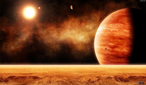 Марсоход Curiosity обнаружил воду в марсианской почве