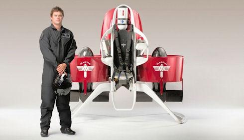 Martin Jetpack P12 – к полету готов!