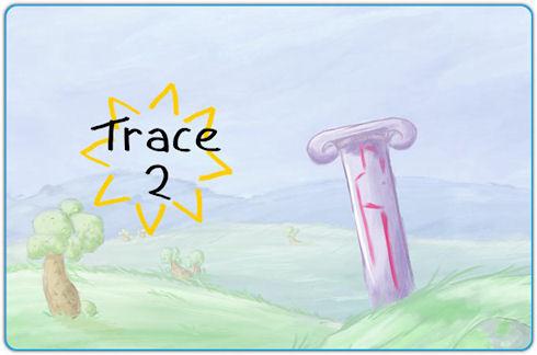 Trace 2 – рисуем, идем, спасаем!