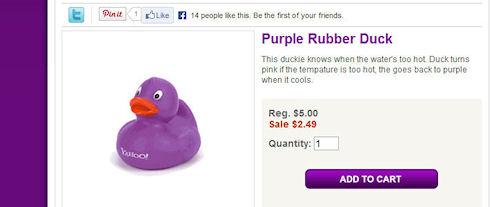Yahoo! заплатила «12,5 долларов на сувениры» за найденный баг