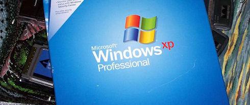 Windows 8 усиливает давление на Windows XP