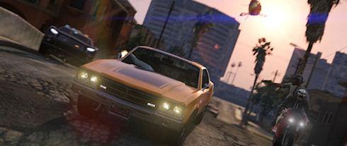 GTA V Online – банды против одиночек!