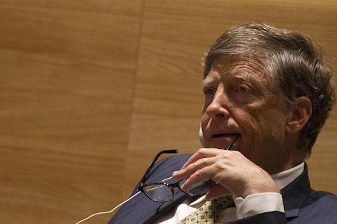 Акционеры недовольны работой Билла Гейтса