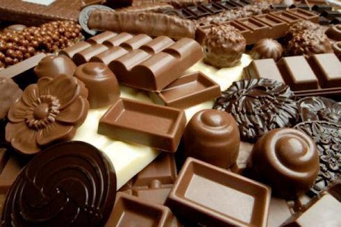 Шоколадные формы с помощью 3D-печати