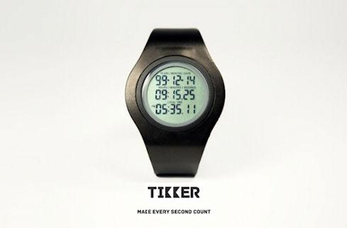 Tikker – ваша наручная «кукушка»