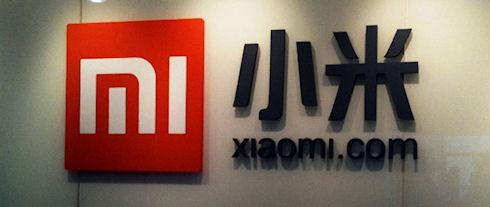 Xiaomi – пятая среди «китайских» производителей смартфонов