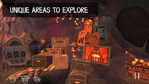 «The Cave» - приключения большой тройки