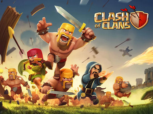 Клановая стратегия «Clash of Clans»