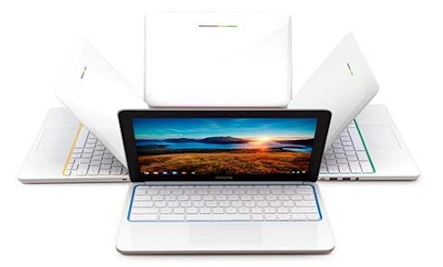HP Chromebook 11 подарит пользователю 100 ГБ в Google Drive
