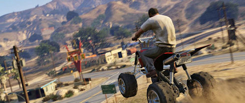 Рекорды Grand Theft Auto V