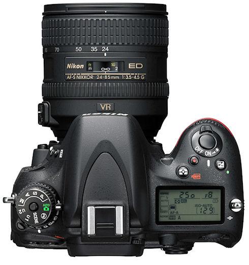 Nikon D610 – обновление D600 за 2000 долларов
