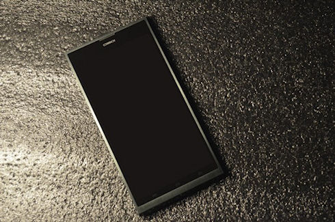 Quasar IV – самый защищенный смартфон на Android
