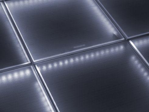 Solar Walk – сверхпрочные солнечные панели