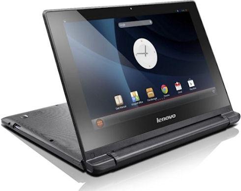 Lenovo IdeaPad A10 – 10-дюймовый сенсорный Android-лэптоп