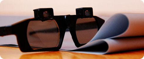 CastAR – проекционные очки дополненной реальности