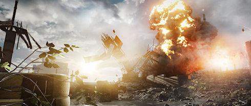 Новый рекламный ролик Battlefield 4 для ТВ